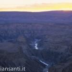 20 Namibia-fish river canion tramonto_