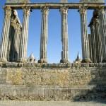 24evora- tempio romano