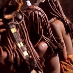 37 Namibia -Himba acconciature donne
