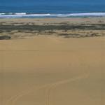 40 Namibia-auto su spiaggia