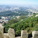 70sintra- panorama dal castello