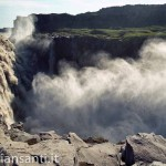 islanda- cascata Dettifoss
