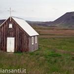 islanda-chiesa isolata