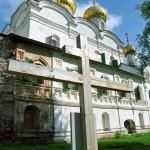 russia- kostromà monastero