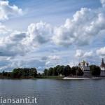 russia- kostromà monastero panorama