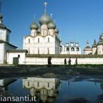 russia- rostov monastero